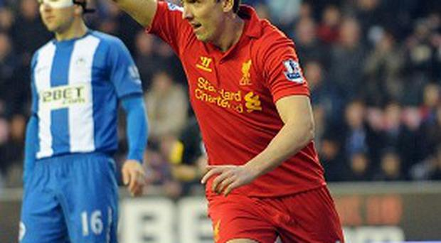 Stewart Downing has helped to revive Liverpool's hopes of qualifying for Europe