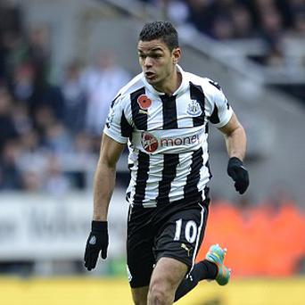 Hatem Ben Arfa is set for a spell on the sidelines