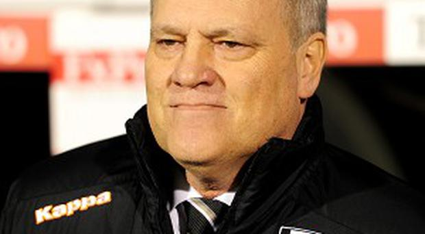 Martin Jol is not taking survival for granted