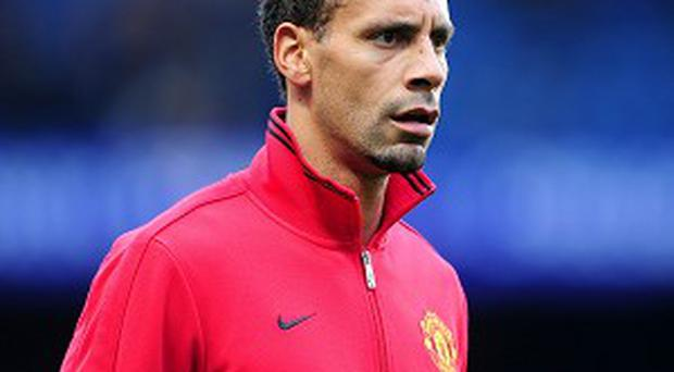 Rio Ferdinand, pictured, set up Wayne Rooney's winner in Manchester United's victory over Reading