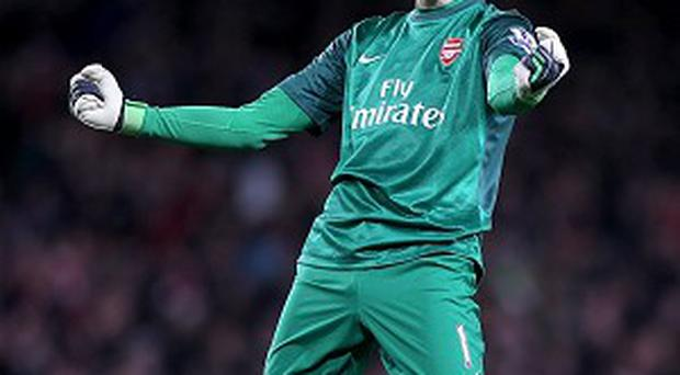Wojciech Szczesny says he is happy at Arsenal and wants to stay in north London