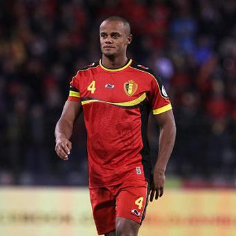 Vincent Kompany could make his return from injury on Friday