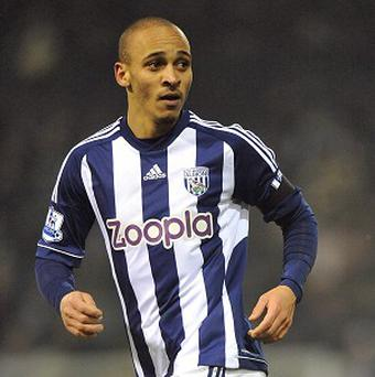 Peter Odemwingie tried to negotiate a move to QPR in January