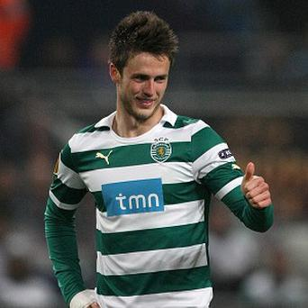 Ricky van Wolfswinkel will join Norwich in the summer