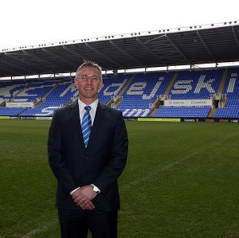 Nigel Adkins is keen to move on from his Southampton tenure