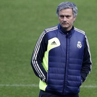 Jose Mourinho has once again flirted with a return to England