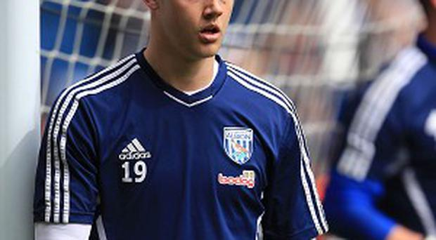 Luke Daniels has yet to make his senior debut for West Brom but has been in the bench this season