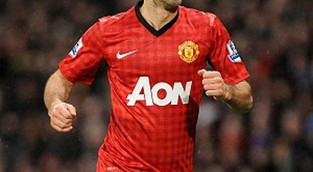 Ryan Giggs shows no signs of slowing up, despite his advancing years