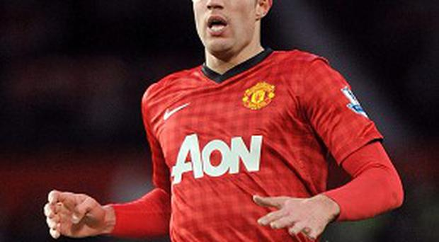 Robin van Persie's current Manchester United contract will end when he is 33