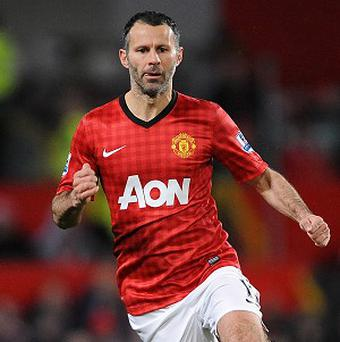 Ryan Giggs has managed to maintain fitness levels throughout the latter stages of his career