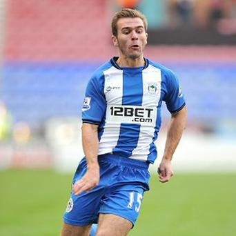 Callum McManaman may miss Saturday's Barclays Premier League clash with Norwich