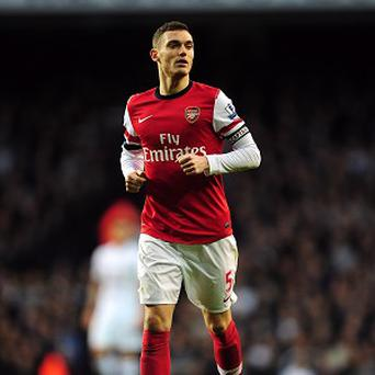 Thomas Vermaelen has vowed to win his Arsenal place back