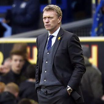 David Moyes' Everton contract expires this summer