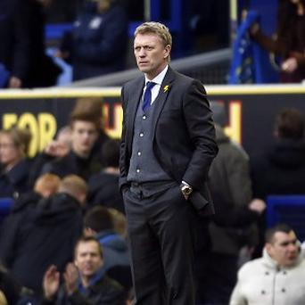 David Moyes has got Champions League qualification in his sights