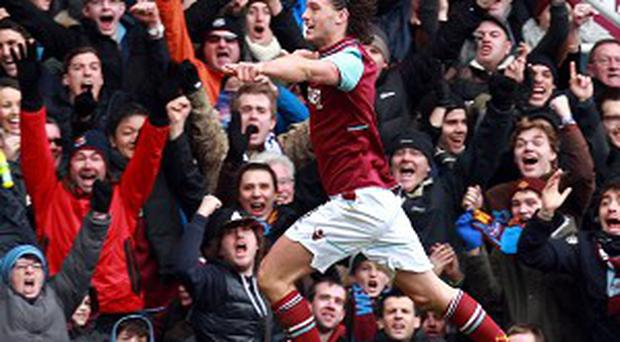 Andy Carroll wants to get back in the England squad
