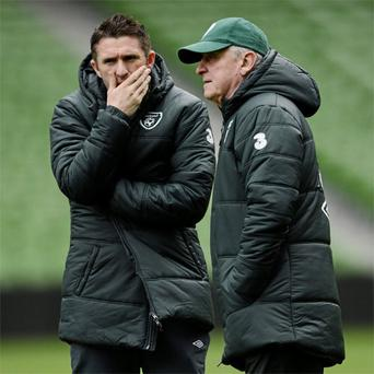 Robbie Keane may well have learned a lot under Giovanni Trapattoni's management but, unlike Steve Staunton with Bobby Robson, he should continue his education rather than being thrust immediately into the managerial hot-seat