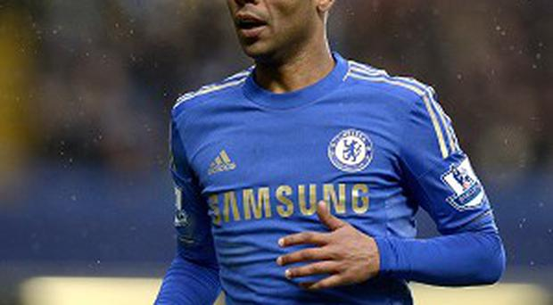 Ashley Cole will miss crucial games for Chelsea due to injury