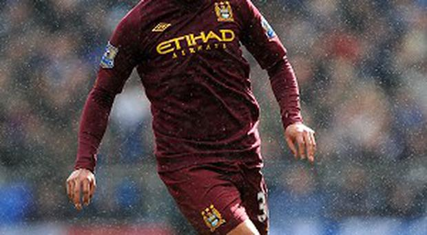 Carlos Tevez has scored seven goals in his last six games for Manchester City