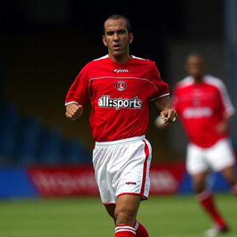 Paolo Di Canio, pictured, played alongside Chris Powell at Charlton