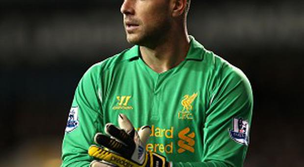 Jose Reina joined Liverpool in 2005