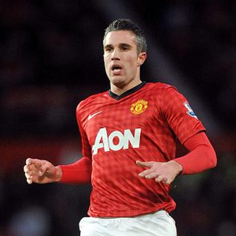 Robin van Persie is in the middle of a goal drought for Manchester United