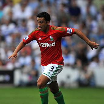 Neil Taylor is close to a return for Swansea