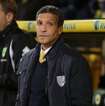 Chris Hughton said a draw was a fair result on the balance of play