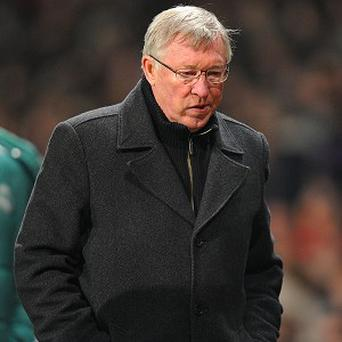 Sir Alex labelled United's FA Cup defeat to Chelsea as its biggest disappointment this seaason