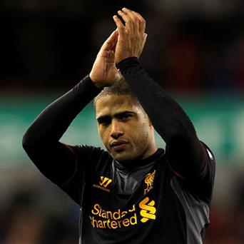 Glen Johnson is positive Liverpool are moving in the right direction