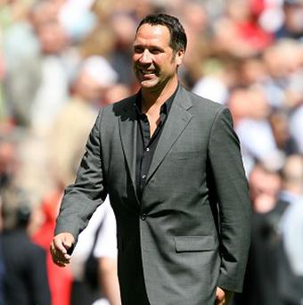 David Seaman won the Premier League title three times with Arsenal