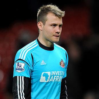 Simon Mignolet, pictured, has revealed that Paolo Di Canio has demanded unity on and off the pitch