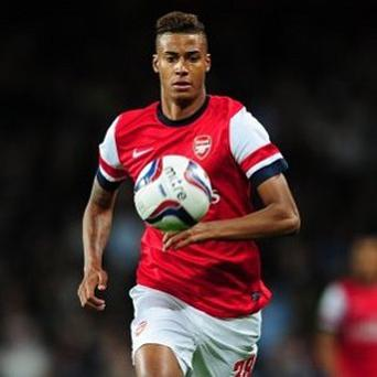 Arsenal defender Martin Angha will join Nurnberg this summer