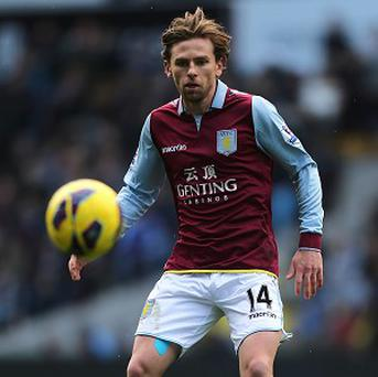 Brett Holman has been frustrated by a lack of first-team football