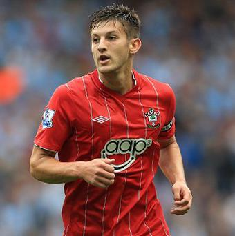 Adam Lallana has signed a new long-term deal with Southampton