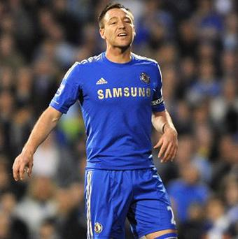 John Terry could return to the bench despite a two-goal outing