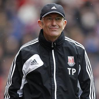 Tony Pulis has urged Stoke fans to get behind their side