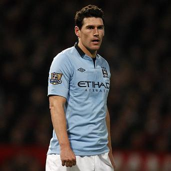 Gareth Barry's current Manchester City contract expires next summer