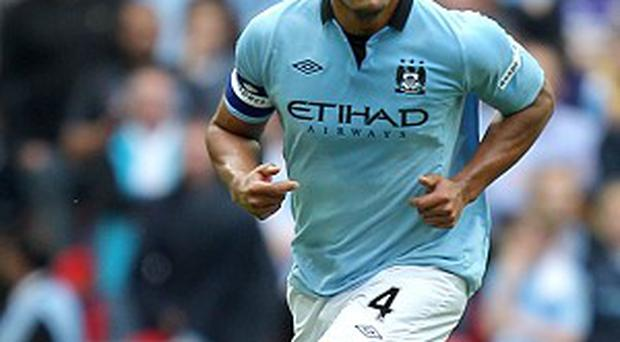Vincent Kompany has been linked with a move to Barcelona