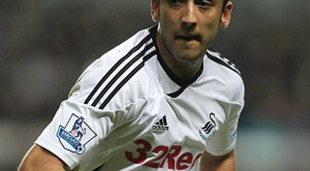 Neil Taylor has been seeing a sports psychologist to help speed up his return from injury