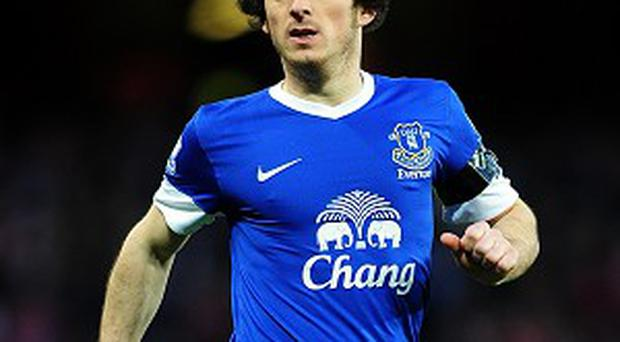 Leighton Baines has had another excellent season for Everton
