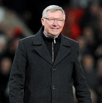 Sir Alex Ferguson is set to blood some young players now Manchester United have the title sewn up