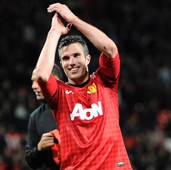 Robin van Persie can expect a rough ride from Arsenal fans on Sunday