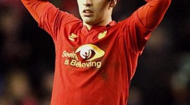 Liverpool could be without Luis Suarez until October