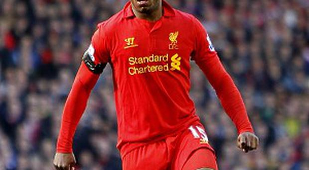 Daniel Sturridge has scored six goals in 12 appearances for Liverpool since arriving from Chelsea