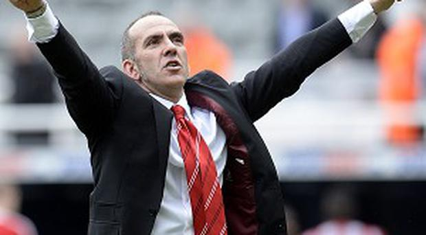 Paolo Di Canio wants Sunderland to finish with a flourish