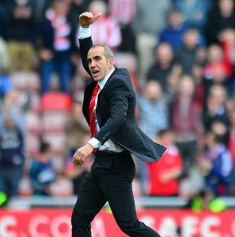 Paolo Di Canio has been delighted with his start as Sunderland boss