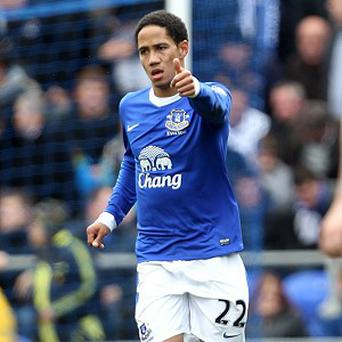 Steven Pienaar's first-half strike was enough to claim three points for Everton