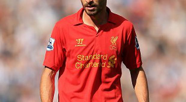 Fabio Borini returned from 10 weeks on the sidelines to score against Newcastle