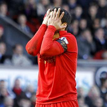Luis Suarez was handed a 10-match ban for biting last week