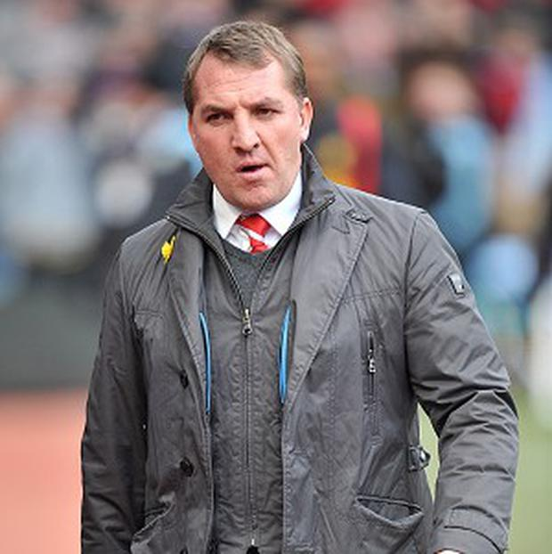 Brendan Rodgers saw his Liverpool side hammer Newcastle last weekend